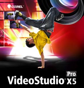 Corel VideoStudio Pro X5 - Tech Panorma