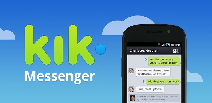 Kik messenger - Tech Panorma