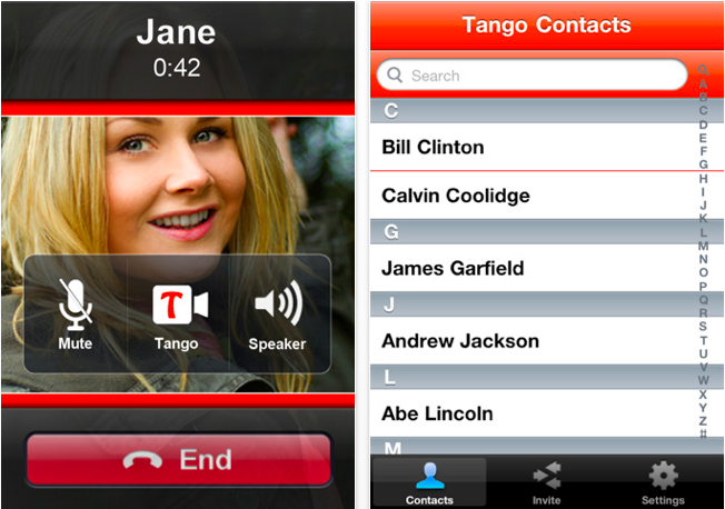 tech panorma - Tango