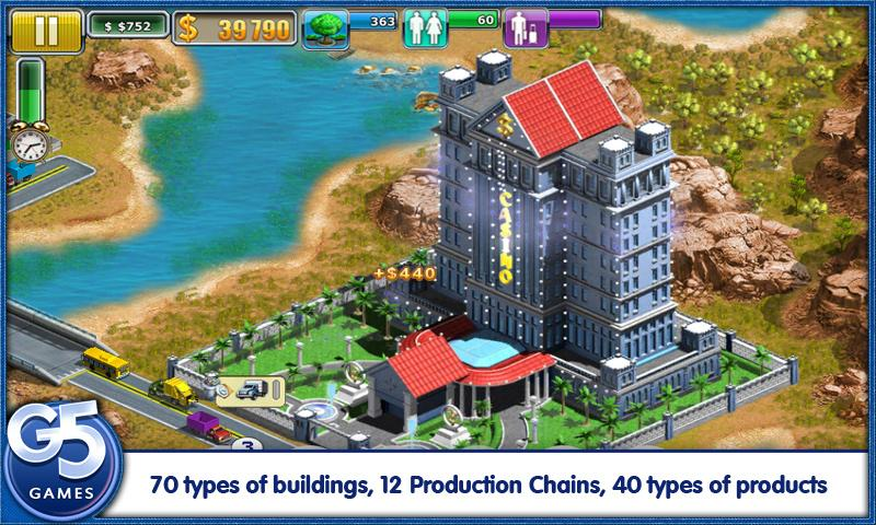 Virtual City Playground game - TechPanorma