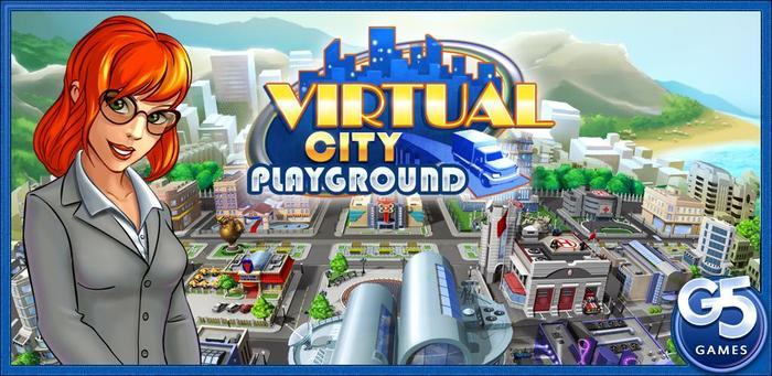 Virtual City Playground game - TechPanorma