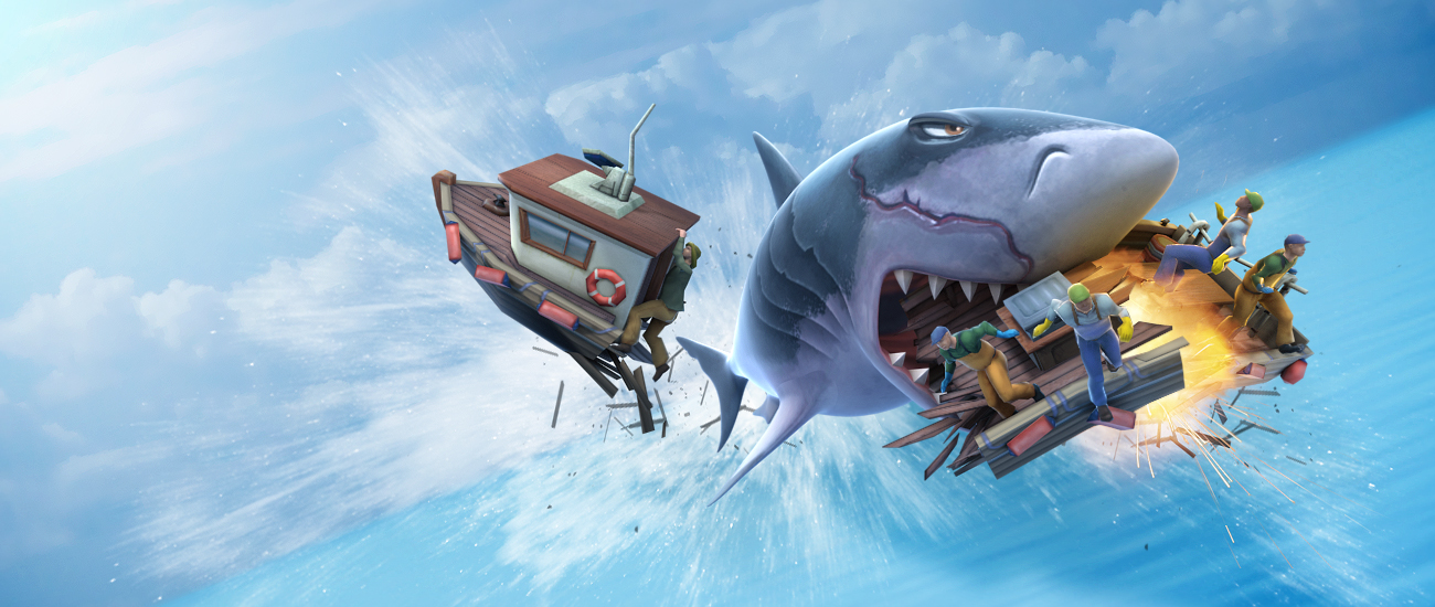 play hungry shark evolution on pc online full version