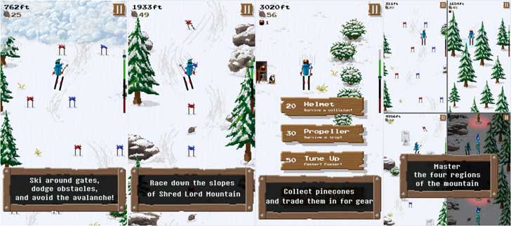 dudeski-skiing-game-techpanorma