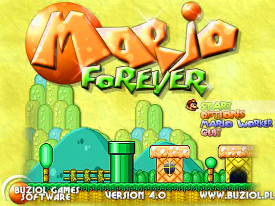 free download full version of super mario pc game