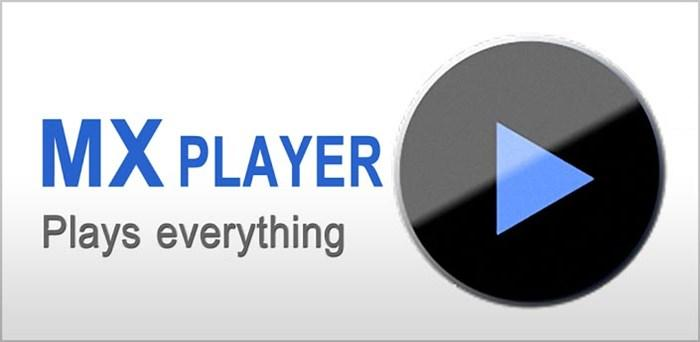 Download MX Player For PC/Laptop Windows   - FREE