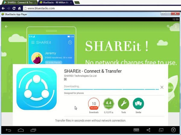 shareit for pc-techpanorma