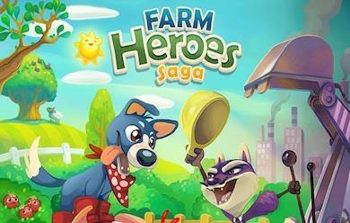 Farm Heroes Saga Cheats Hack - TechPanorma.com