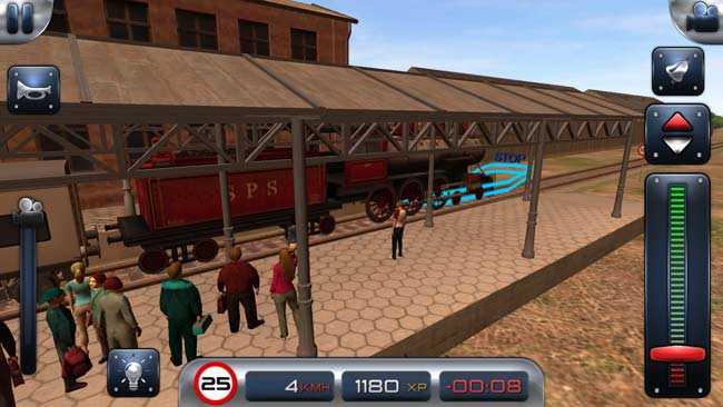 Train driving simulator 2015 android i̇os free game gameplay vi̇deo.