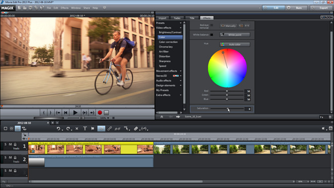 Magix Movie Edit Pro 18 - Tech Panorma