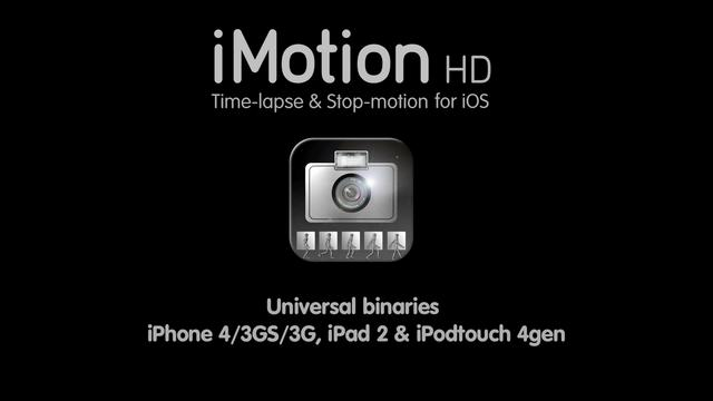 iMotion HD - Tech Panorma