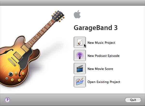 GarageBand - TechPanorma
