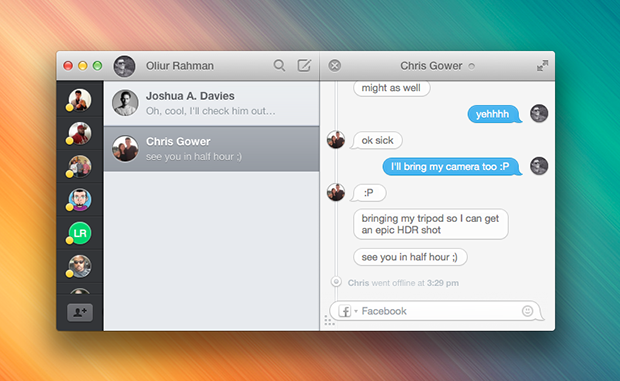 Google Hangouts App for Mac - TechPanorma