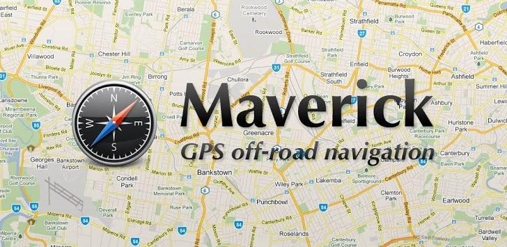 Maverick GPS Navigation-techpanorma