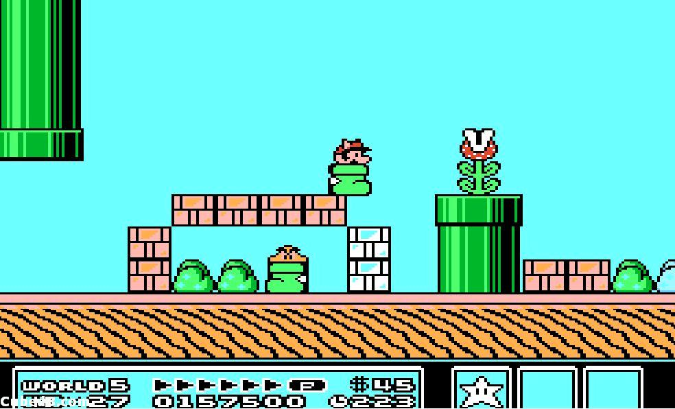 play super mario bros 3-techpanorma