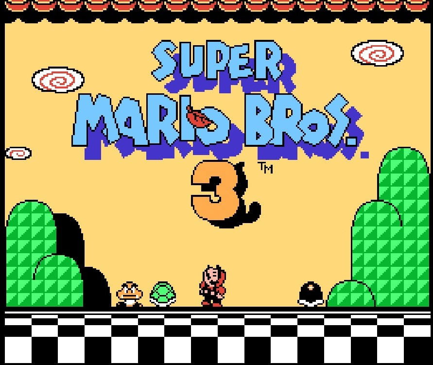 Super mario bros. 3 app download.
