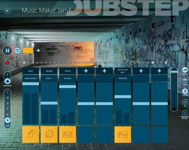 music maker-techpanorma